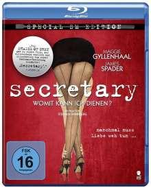 Secretary (Special SM Edition) (Blu-ray), Blu-ray Disc