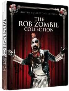 The Rob Zombie Collection (Blu-ray im FuturePak), 4 Blu-ray Discs