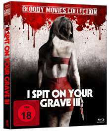 I Spit on your Grave 3 (Bloody Movies Collection) (Blu-ray), Blu-ray Disc
