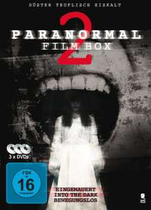 Paranormal Film Box 2, 3 DVDs