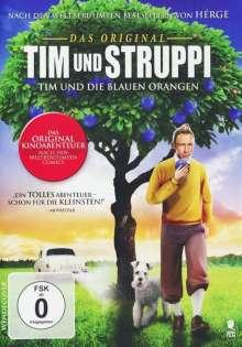 Tim und Struppi: Tim und die blauen Orangen, DVD