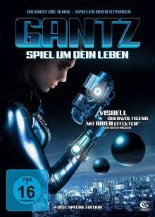 Gantz - Spiel um dein Leben (Special Edition), 2 DVDs
