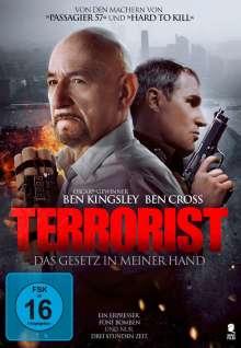 Terrorist (2013), DVD