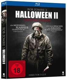 Halloween 2 (Blu-ray), Blu-ray Disc