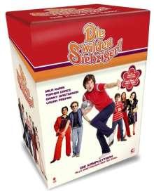 Die wilden Siebziger (Komplette Serie), 32 DVDs