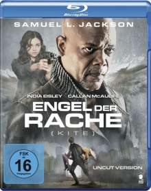 Engel der Rache (Blu-ray), Blu-ray Disc