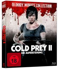 Cold Prey 2 (Bloody Movies Collection) (Blu-ray), Blu-ray Disc