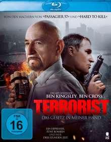 Terrorist (2013) (Blu-ray), Blu-ray Disc