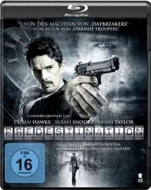 Predestination (Blu-ray), Blu-ray Disc