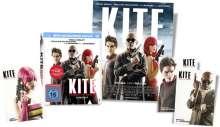 Kite - Engel der Rache (Blu-ray & DVD im Mediabook), Blu-ray Disc