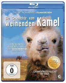 Die Geschichte vom weinenden Kamel (Blu-ray), Blu-ray Disc