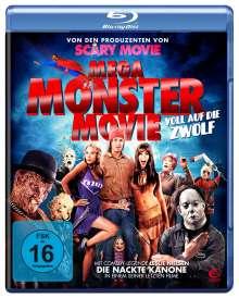 Mega Monster Movie (Blu-ray), Blu-ray Disc