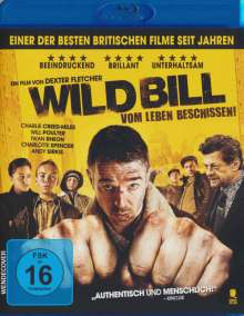 Wild Bill (2011) (Blu-ray), Blu-ray Disc