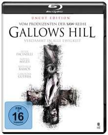 Gallows Hill (Blu-ray), Blu-ray Disc