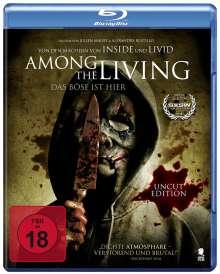 Among the Living (Blu-ray), Blu-ray Disc