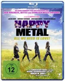 Happy Metal (Blu-ray), Blu-ray Disc