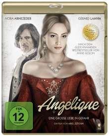 Angélique (2014) (Blu-ray), Blu-ray Disc