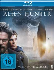 Alien Hunter (Blu-ray), Blu-ray Disc
