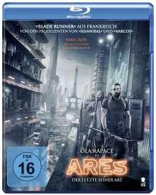Arès (Blu-ray), Blu-ray Disc