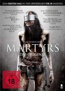 Martyrs (2008), DVD