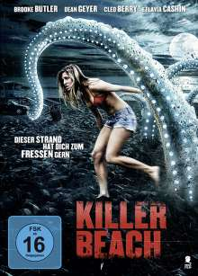 Killer Beach, DVD