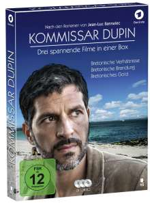 Kommissar Dupin Box (Limited Edition), 3 DVDs