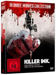 Killer Ink (Bloody Movies Collection), DVD