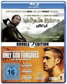Only God Forgives / Walhalla Rising (Blu-ray), 2 Blu-ray Discs