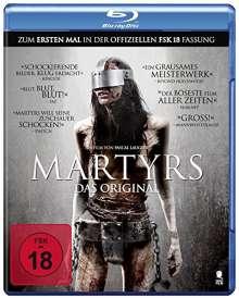 Martyrs (2008) (Blu-ray), Blu-ray Disc