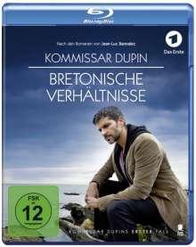 Kommissar Dupin: Bretonische Verhältnisse (Blu-ray), Blu-ray Disc