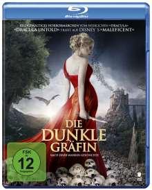 Die dunkle Gräfin (Blu-ray), Blu-ray Disc