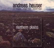 Andreas Heuser: Northern Plains, CD