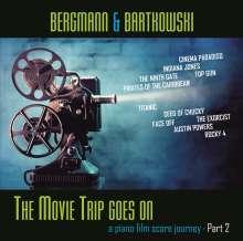 Sven Bergmann & Oliver Bartkowski: Filmmusik: The Movie Trip Goes On (Part 2), CD