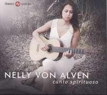 Nelly von Alven - Canto Spirituoso, CD