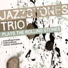 Jazzstones Trio: Plays The Rolling Stones, CD