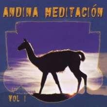 Alborada: Andina Meditacion Vol. 1, CD