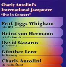 Charly Antolini (geb. 1937): Live In Concert 1997, CD