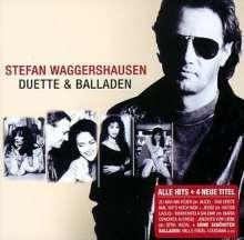 Stefan Waggershausen: Duette & Balladen, CD