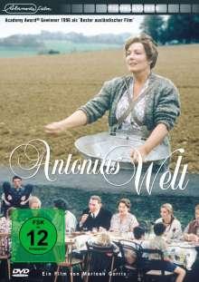 Antonias Welt, DVD