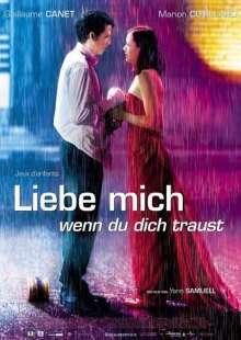 Liebe mich, wenn du dich traust, DVD