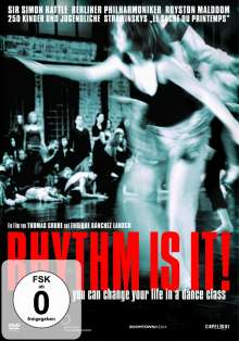Simon Rattle - Rhythm Is It (Der Kinofilm), DVD