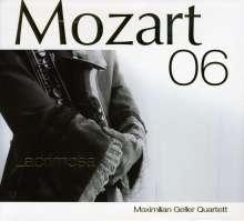 Maximilian Geller: Mozart 06, CD