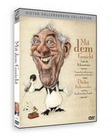 Dieter Hallervorden - Mit dem Gesicht (Live), DVD