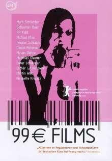 99 € Films, DVD