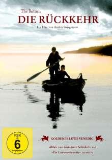 Die Rückkehr - The Return, DVD