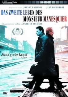 Das zweite Leben des Monsieur Manesquier, DVD