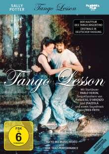Tango Lesson, DVD