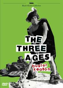 Buster Keaton: The Three Ages (1923) - Engl.OF, DVD
