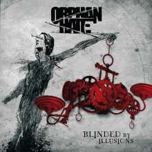 Orphan Hate: Blinded By Illusions, CD
