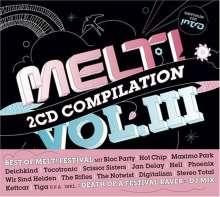 Melt! Vol.III, 2 CDs